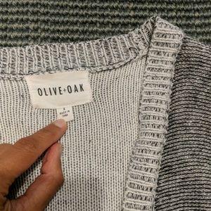 Olive & Oak Sweaters - Open front cardigan